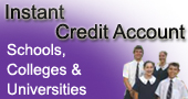 Instant Credit Account
