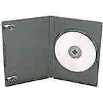 River Media : Single Wallet DVD Cases