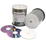 <b>RIVER MEDIA PRODUCTS</b>  : DVD-R 16x Photo Gloss Inkjet FS