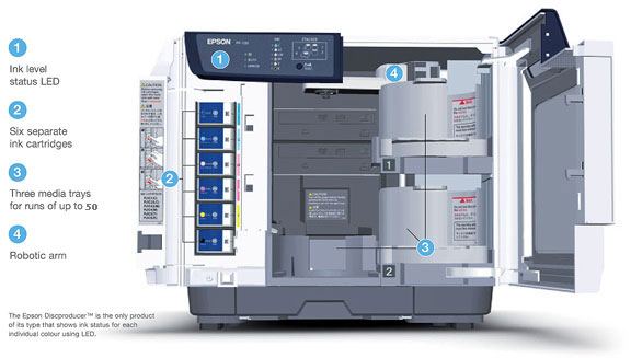 Epson disc producer pp-50 review