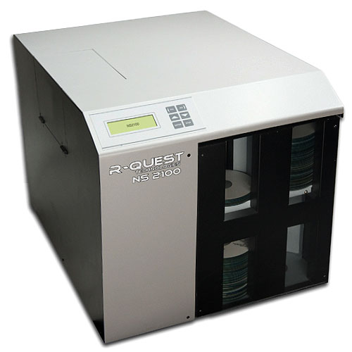 R-QUEST NS 2100 DVD Publisher EX-DEMO