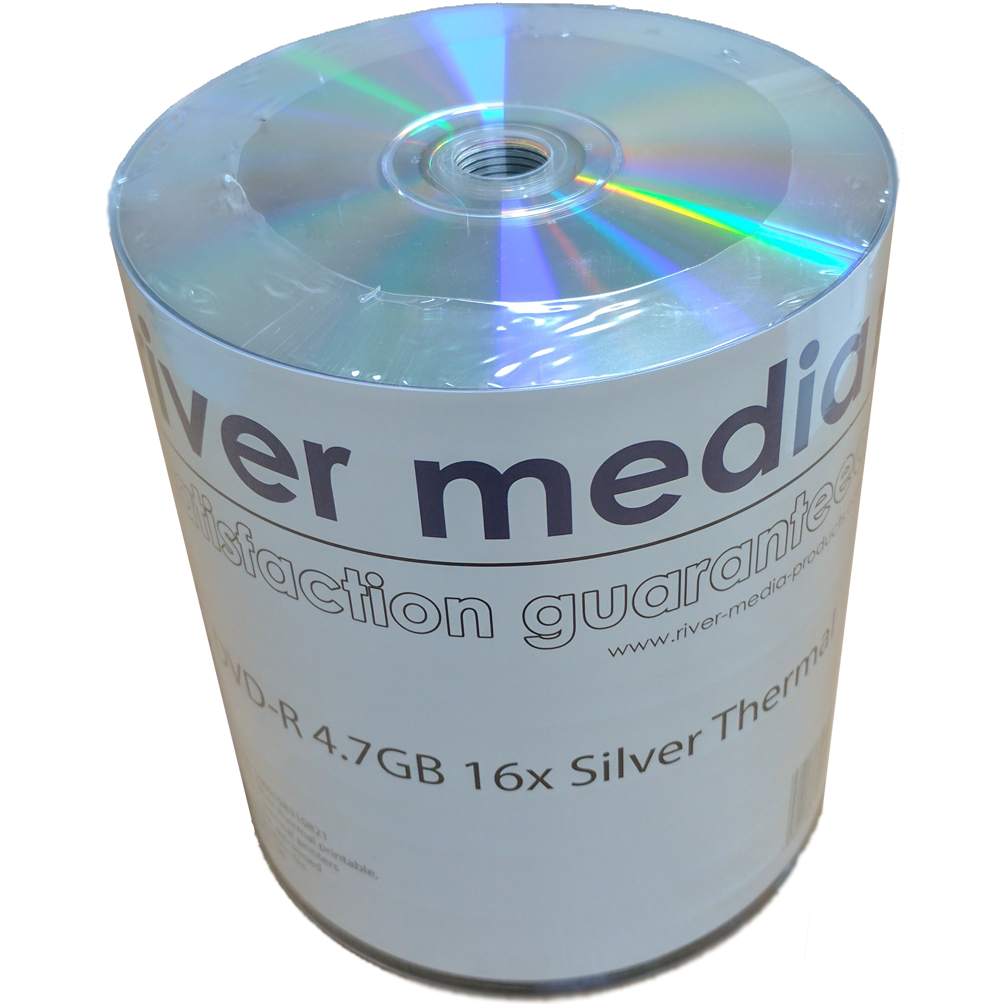 RIVER DVD-R 4.7Gb 16x Thermal (Prism)